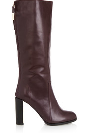 See by Chloé Leather knee boots