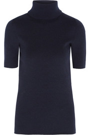 Victoria Beckham Stretch-knit top