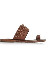 Zeta studded leather sandals
