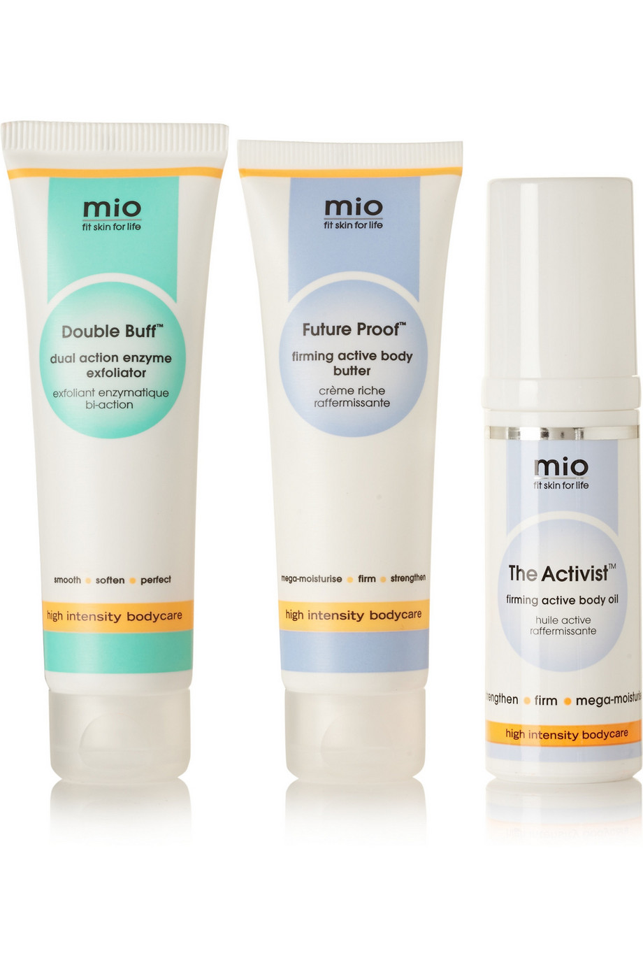 Strong Is The New Skinny Kit, by Mio Skincare