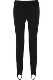 Fendi Stretch-scuba jersey ski leggings