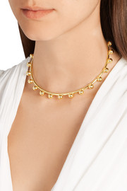 Arme De L'Amour Gold-plated choker