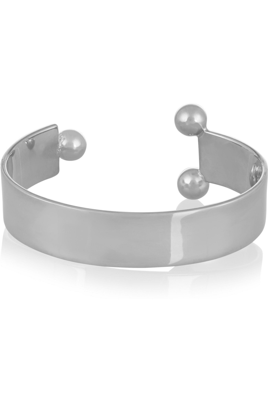 Arme De L'Amour 3 Sphere silver cuff