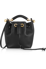 Gala leather bucket bag