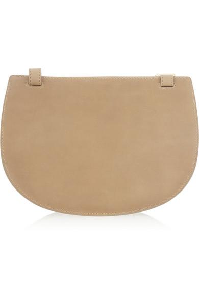 Chlo�� | Georgia mini leather shoulder bag | NET-A-PORTER.COM
