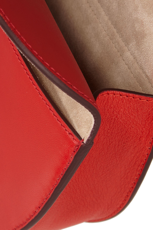 Chloé Georgia mini leather shoulder bag