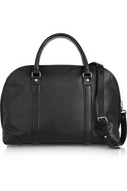 Bergen leather shoulder bag