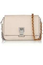 Proenza Schouler Courier extra small textured-leather shoulder bag