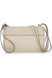 PS Z textured-leather shoulder bag