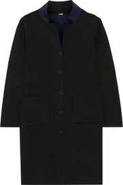 Adam Lippes Double-faced stretch-wool coat