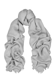 Adam Lippes Basketweave modal and wool-blend scarf