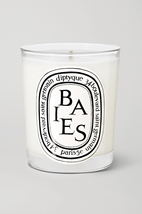 Colorless Baies scented candle, 190g | Diptyque K74CxA