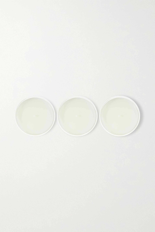 Diptyque Set aus drei Duftkerzen, 3 x 70 g