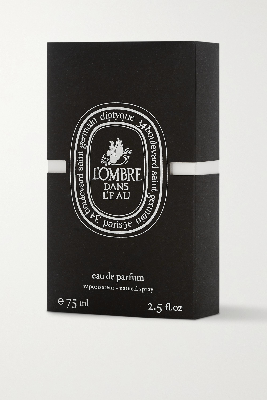 Diptyque L'Ombre Dans L'Eau – Schwarze Johannisbeere & Damaszener-Rose, 75 ml – Eau de Parfum