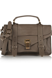 The PS1 tiny leather satchel