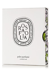 Diptyque Rosafolia scented oval