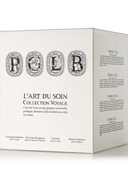 Diptyque The Art of Body Care Travel Kit