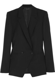 Elkaey stretch-wool blazer