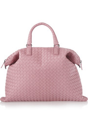 Bottega Veneta Convertible small intrecciato leather tote