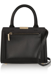 City Victoria micro leather tote