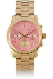 Michael Kors Gold-tone watch