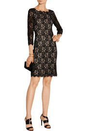 Zarita lace dress