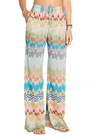 Missoni Manuela crochet-knit pants