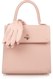Charlotte Olympia Bogart textured-leather tote