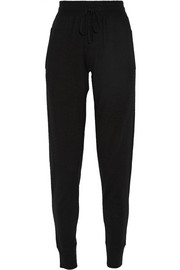 Donna Karan New York Cashmere-blend track pants