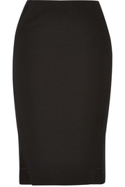 Donna Karan New York Stretch-jersey pencil skirt