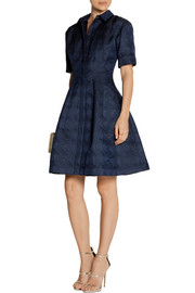 Oscar de la Renta Jacquard dress