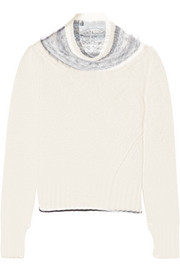 Mulberry Knitted turtleneck sweater