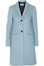 Mulberry Paddington wool-blend coat