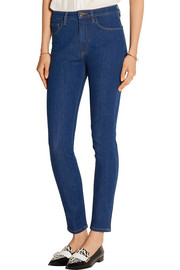 Victoria Beckham Denim Powerhigh high-rise skinny jeans