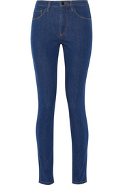 Powerhigh high-rise skinny jeans