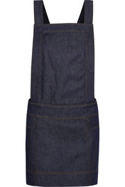 Victoria Beckham Denim Stretch-denim mini dress