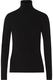 Michael Kors Ribbed-knit turtleneck sweater