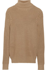 Michael Kors Chunky-knit turtleneck sweater