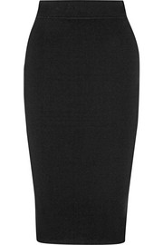 Michael Kors Stretch-knit pencil skirt