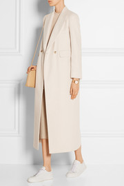 Ashtoll double-breasted cashmere coat