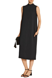 Moore stretch-cady midi dress