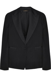 The Row Tulsha wool blazer