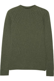 Avery ribbed cashmere sweater