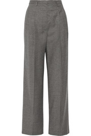 Caray stretch-wool wide-leg pants