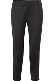 Blake wool straight-leg pants