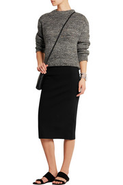 Rabina scuba-jersey pencil skirt