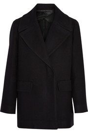 The Row Antonia cotton and wool-blend coat
