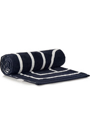 Biarritz cotton-terry beach towel