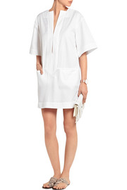Zangora cotton-twill tunic