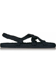 + Gurkees Biot rope sandals